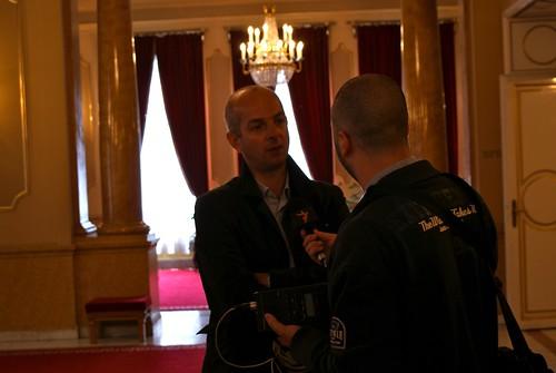 Asim Gadzo interview Sarajevo Philharmonic