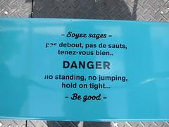 DANGER Be Good