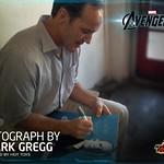 Phil Coulson Clark Gregg Hot Toys 3