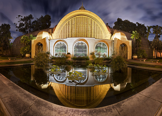Balboa Park, Botanical Building and Arboretum