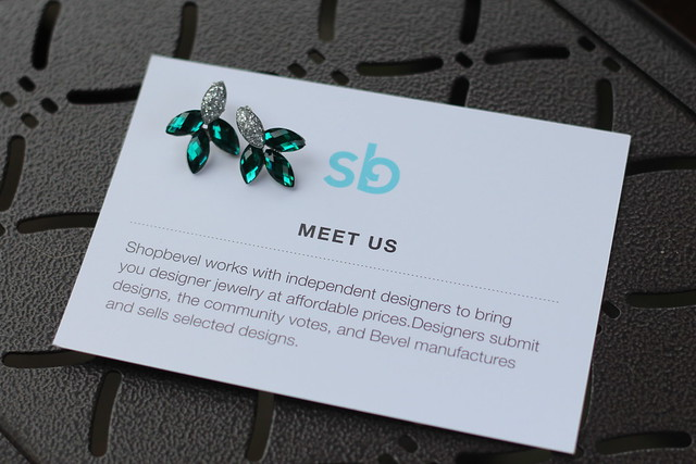 Living After Midnite: Shopbevel Jewelry
