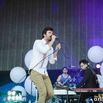 Passion Pit // Bonnaroo photographed by Chad Kamenshine
