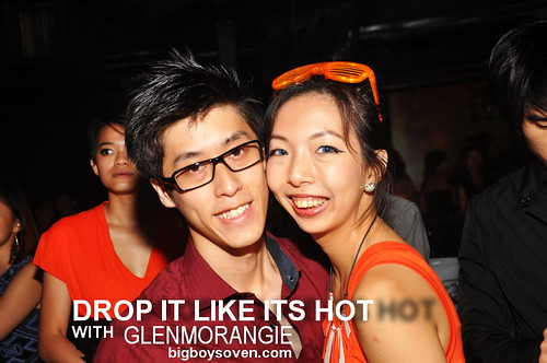 DROP IT LIKE ITS HOT WITH GLENMORANGIE 14