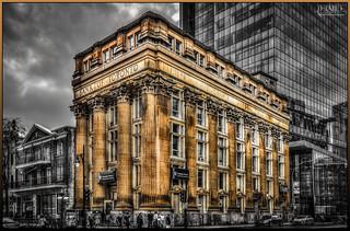 Bank of Toronto HDR ( Montreal )