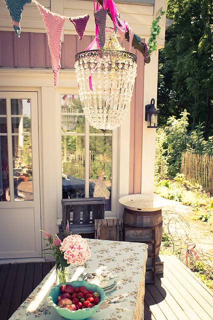 Summer Outside Decoration