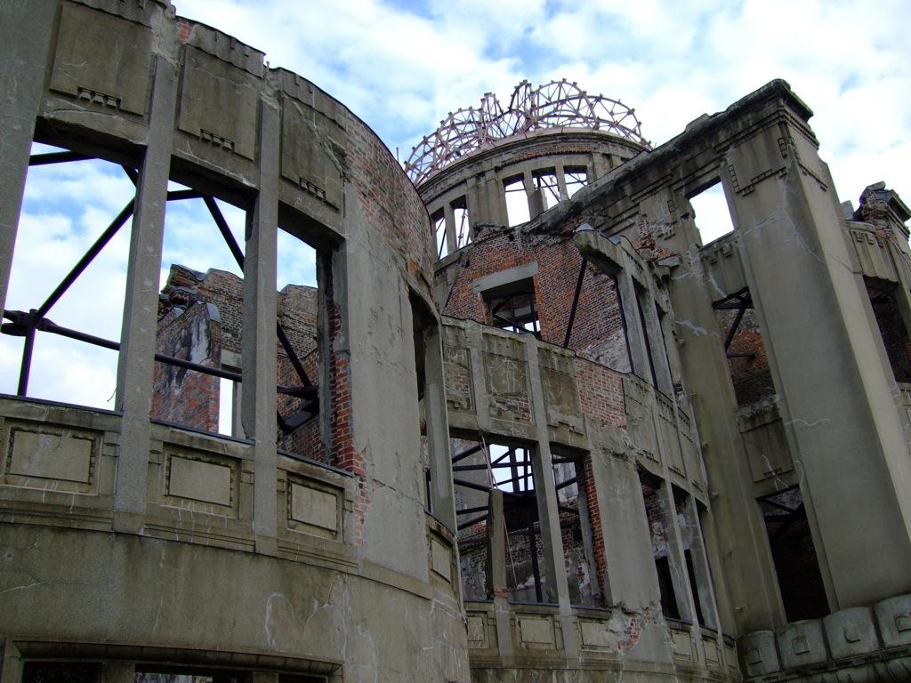 Hiroshima Bomb Dome 3
