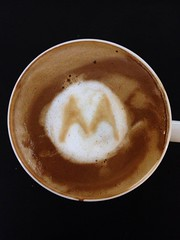 Today's latte, Motorola.