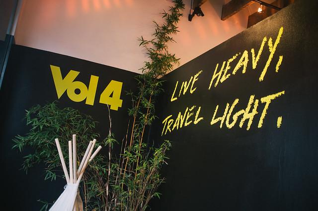 """Vol. 4 x Scion AV: """"Live Heavy, Travel Light"""""""
