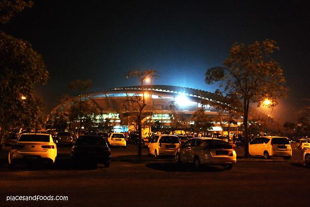 Chelsea shah alam stadium