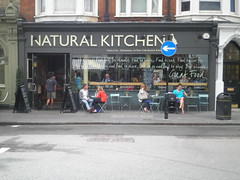 Picture of Natural Kitchen, W1U 5JX
