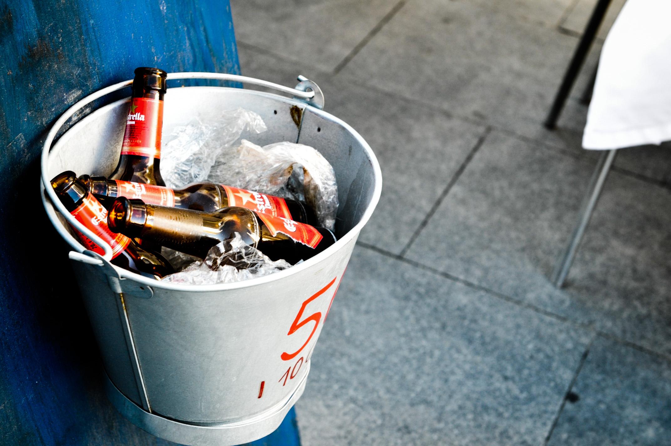 Barcelona - Beer Bucket