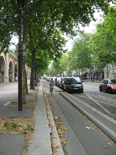 Voie cyclable / Cycle lane