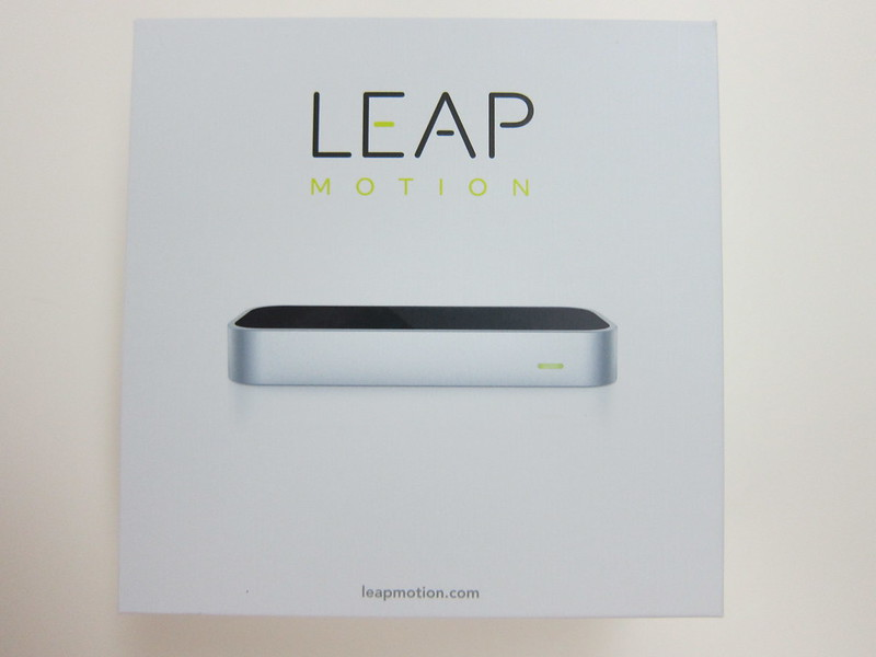 Leap Motion - Box