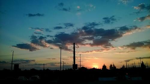 Dusk, Allen, Texas by colette_noir