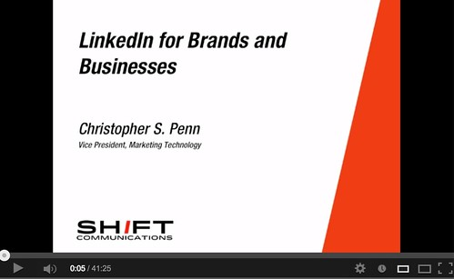 Linkedin Webinar - YouTube