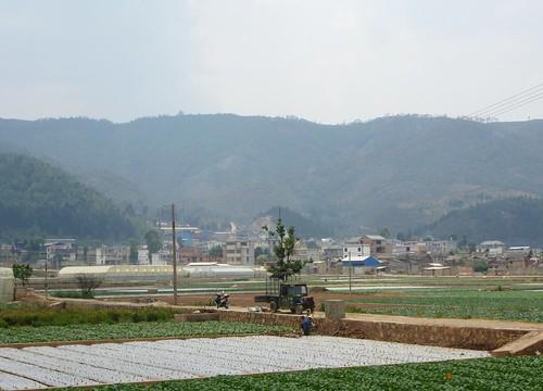 Yunnan13-Yuanyang-Kunming-Route (150)