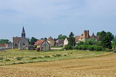 Énencourt-le-Sec (Oise) - Photo of Montherlant