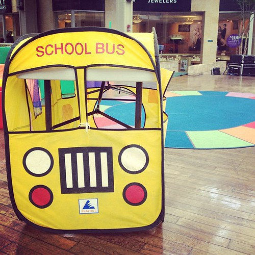 All aboard! Come hang with us at the mall today #meetimua