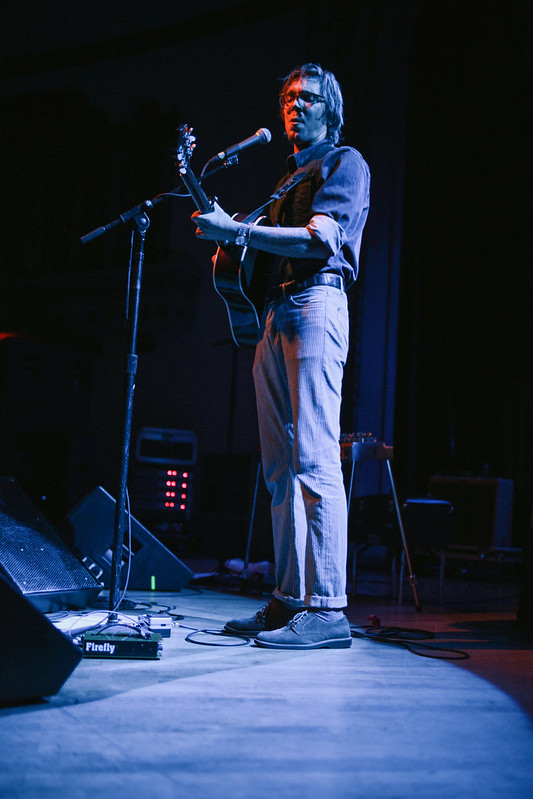 Justin Townes Earle live at MFNW