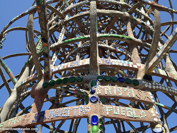 Los Angeles Watts Towers 10