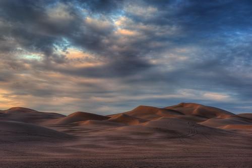 sunset arizona usa nature landscape day desert cloudy monsoon americansouthwest algodonessanddunes