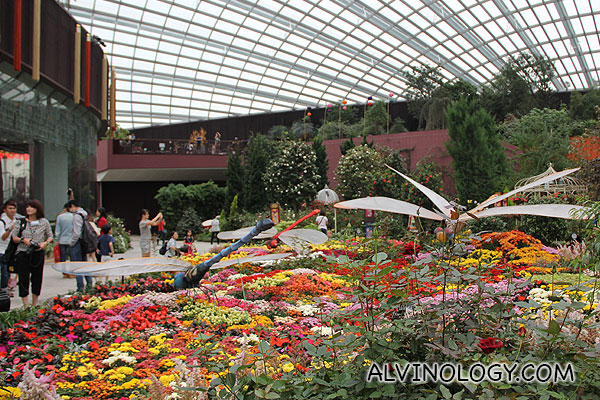 Exploring the Flower Dome