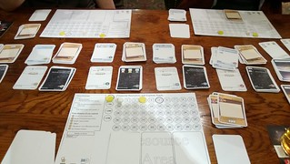 Vacuum in play at Newcastle Playtest