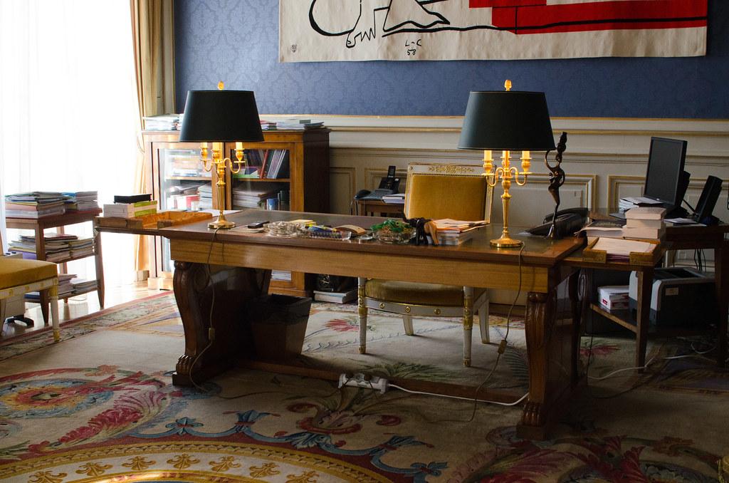 Bureau du vice-président du Conseil d'Etat, Jean-Marc Sauvé