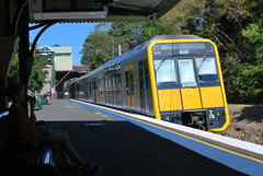 Our train home
