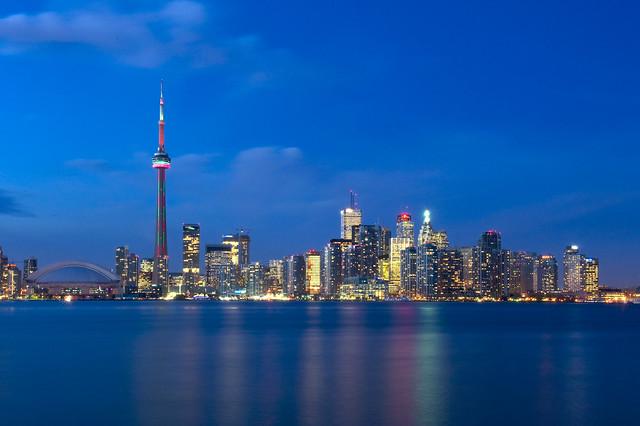 Toronto: Skyline