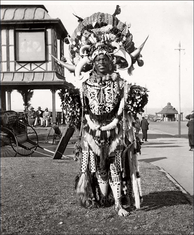 Zulu Rickshaw Boy