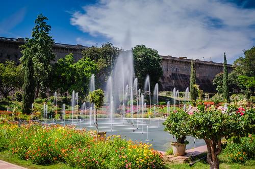 Brindavan Gardens Mysore Timings Location Images