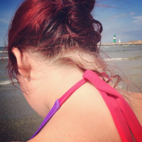 Strandgirl 1