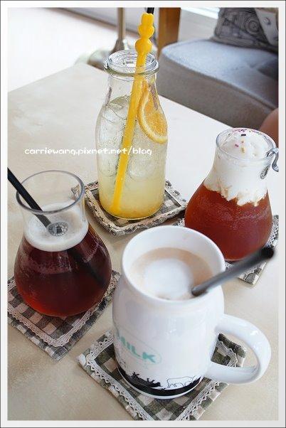 【台中咖啡館】Mapper Cafe.脈博咖啡。少女風的韓系咖啡館 ...