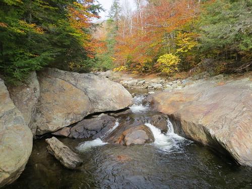 water waterfall vermont foliage buttermilkfalls