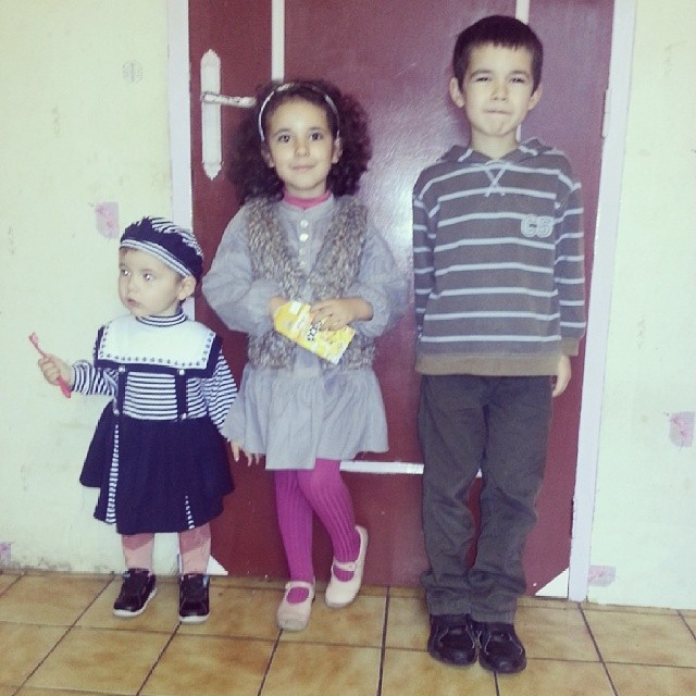 ♥ mes dalton sont prêts ♥ #children #ourlittlefamily #france