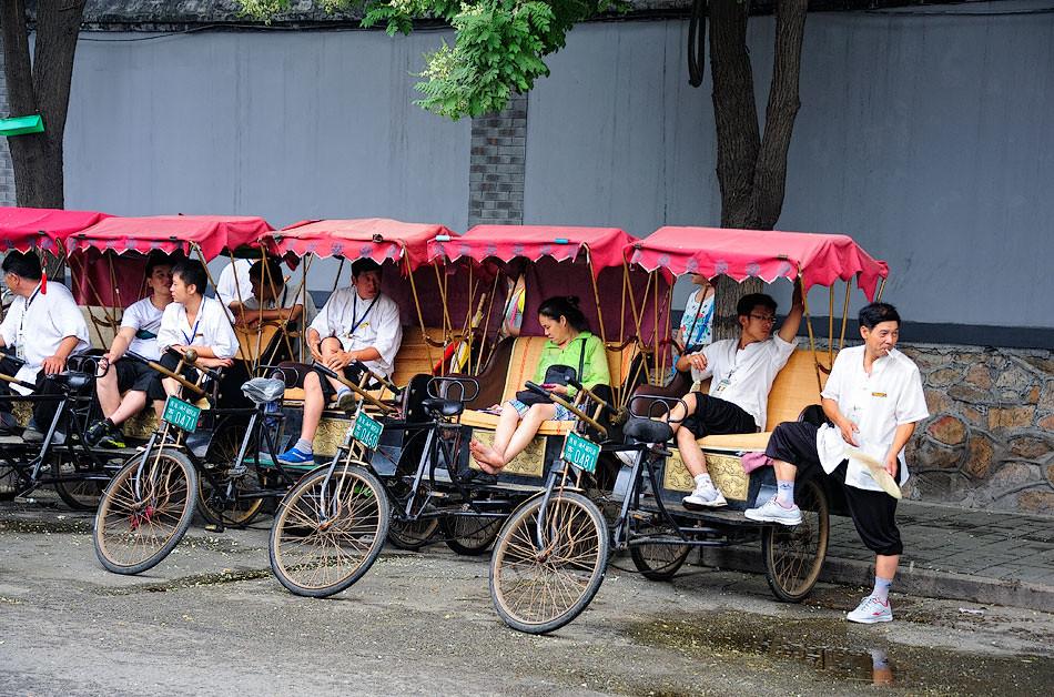 Пекин-рикши