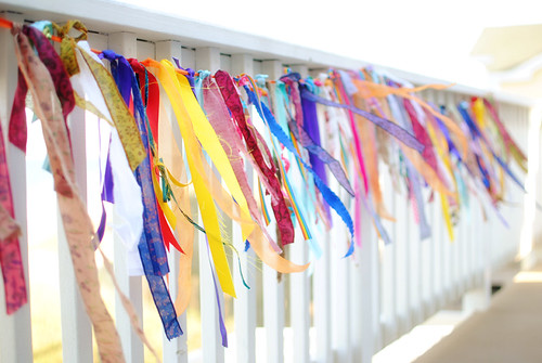Wish ribbons