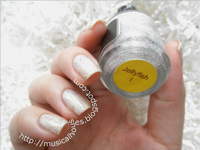 Polish Addict Nail Color Jellyfish I 1