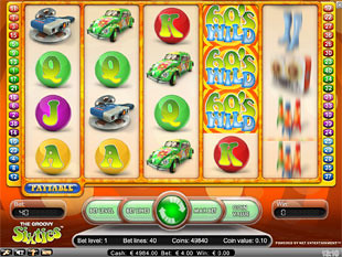 The Groovy Sixties slot game online review