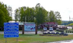 Lotnisko w Talkeetna - nasz przewoźnik K2 Aviation
