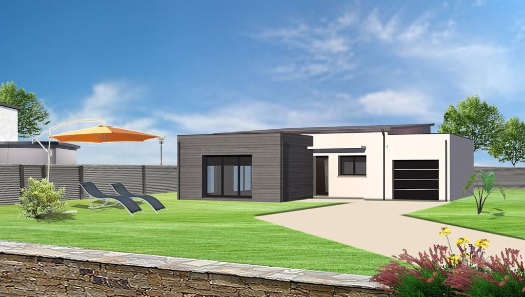 Construction de maisons contemporaines for Aide construction maison