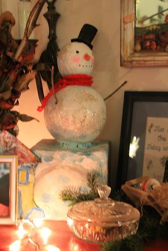 snowman by Emilyannamarie
