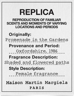 Replica Maison Martin Margiela