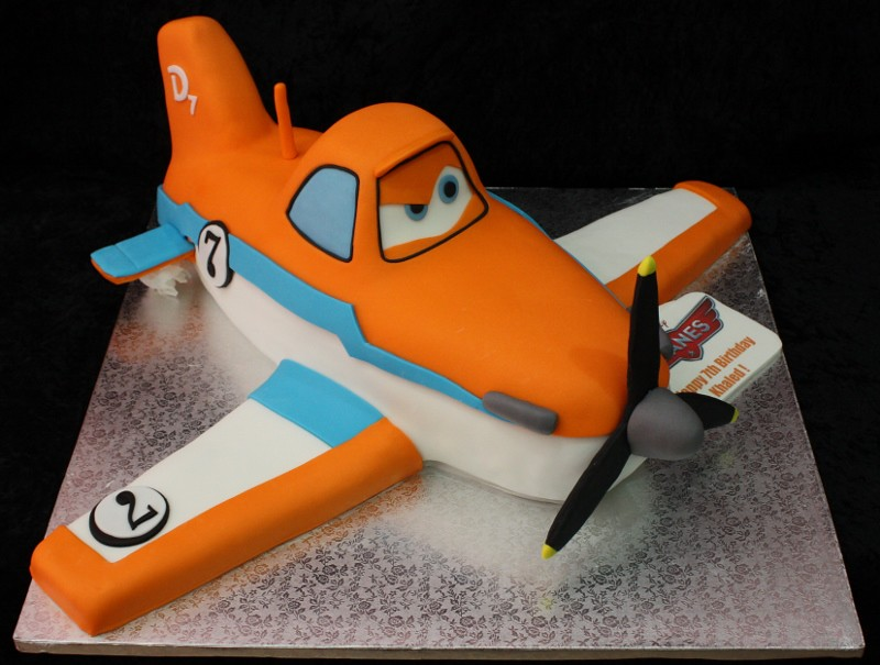 Disney Planes Birthday Cake Ideas