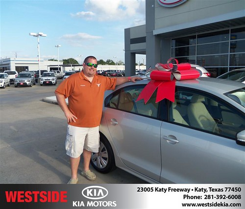 Happy Birthday to Winston R Wathen from Rubel Chowdhury  and everyone at Westside Kia! #BDay by Westside KIA
