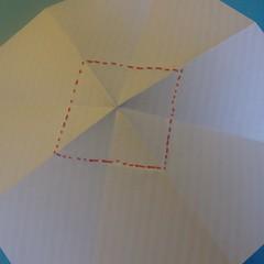 วิธีการพับกระดาษเป็นโบว์หูกระต่าย 006