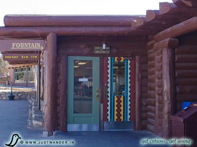PIC: Grand Canyon Village - Luncheonette / Soda Fountain