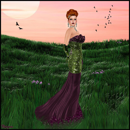 Lanai Gown For PRISM by ♥Caprycia♥