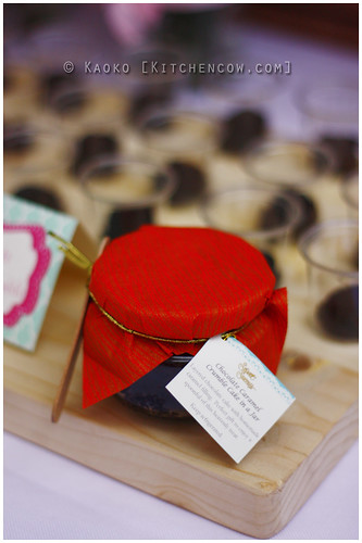 Alaska Crema - Sweet Success's Chocolate Cake in a Jar